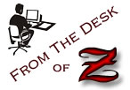 Logo - From the Desk of Z